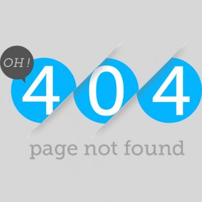 طراحی صفحهارور 404